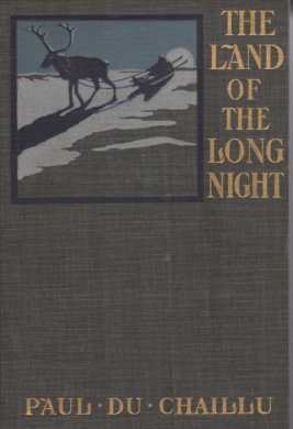 Image for THE LAND OF THE LONG NIGHT