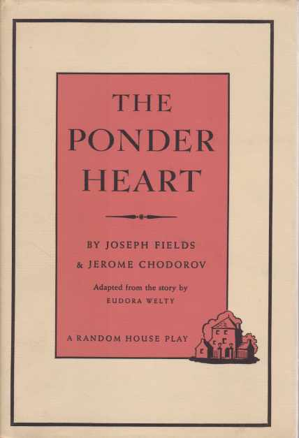 Image for THE PONDER HEART