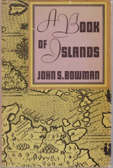 Image for A BOOK OF ISLANDS