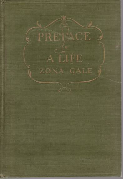 Image for PREFACE TO A LIFE