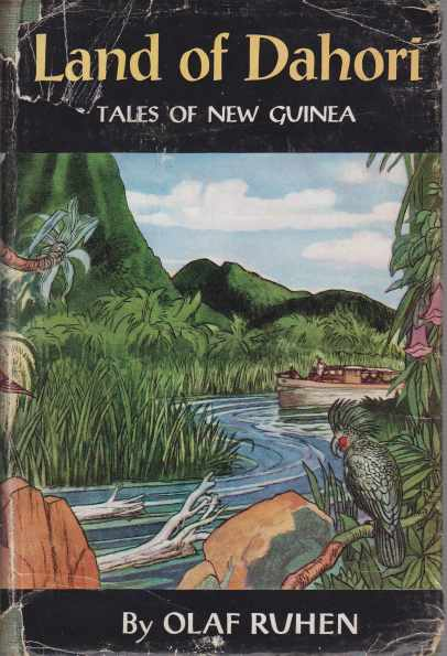 Image for LAND OF DAHORI Tales of New Guinea