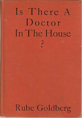 Image for IS THERE A DOCTOR IN THE HOUSE?