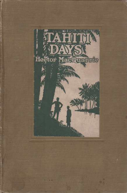 Image for TAHITI DAYS