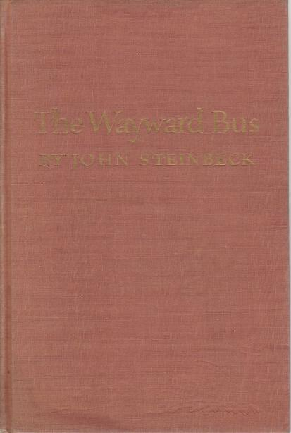 Image for THE WAYWARD BUS