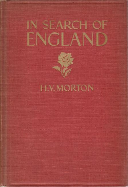 Image for IN SEARCH OF ENGLAND