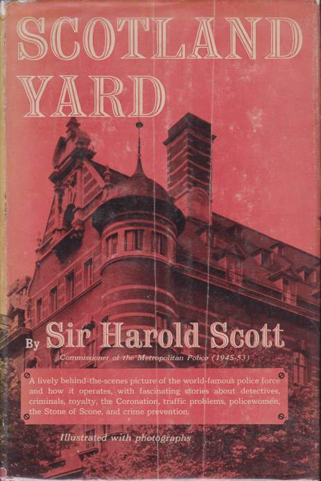 Image for SCOTLAND YARD