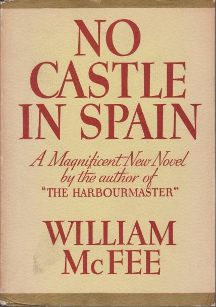 Image for NO CASTLE IN SPAIN