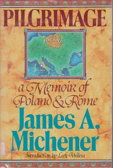 Image for PILGRIMAGE A Memoir of Poland and Rome