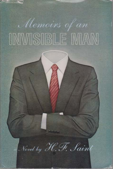 Image for MEMOIRS OF AN INVISIBLE MAN
