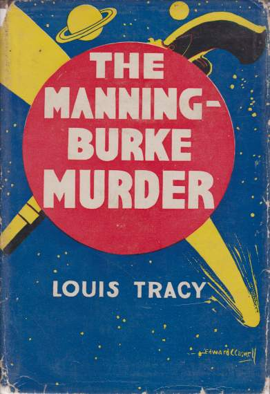 Image for THE MANNING-BURKE MURDER