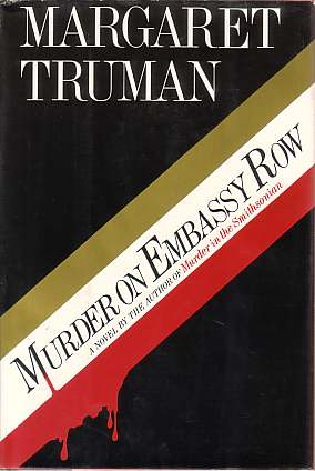 Image for MURDER ON EMBASSY ROW