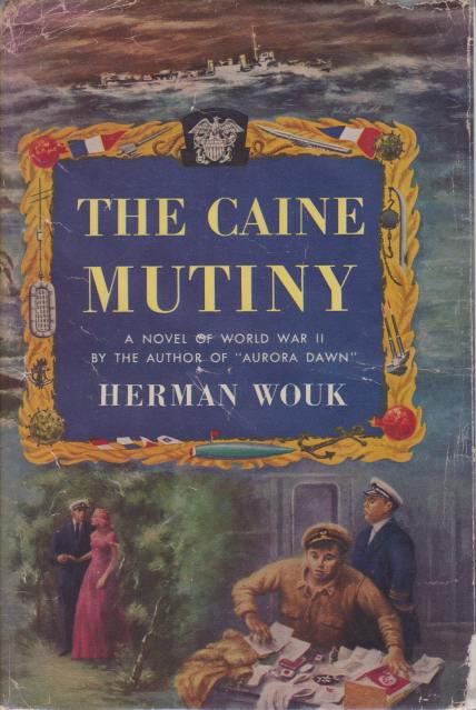 Image for THE CAINE MUTINY A Novel of World War II