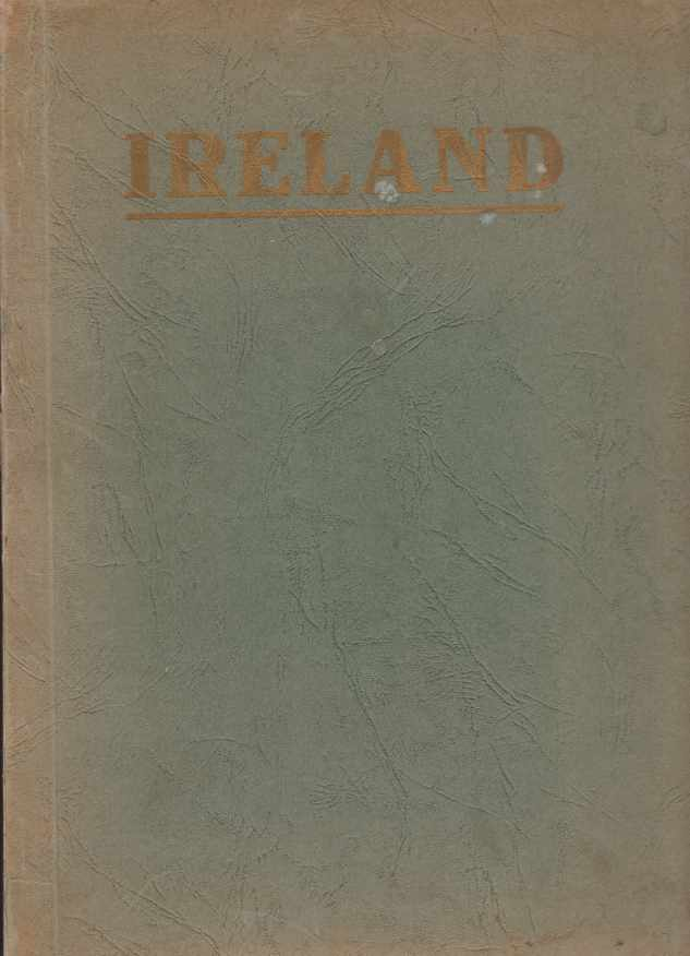 Image for COMMEMORATING IRELAND'S PARTICIPATION IN THE WORLD'S FAIR NEW YORK 1939