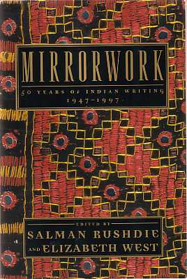 Image for MIRRORWORK 50 Years of Indian Writing 1947-1997