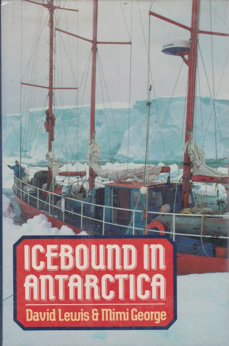 Image for ICEBOUND IN ANTARCTICA