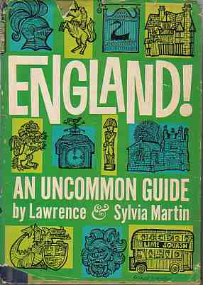 Image for ENGLAND!  An Uncommon Guide