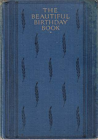 Image for THE BEAUTIFUL BIRTHDAY BOOK