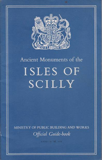 Image for ANCIENT MONUMENTS OF THE ISLES OF SCILLY