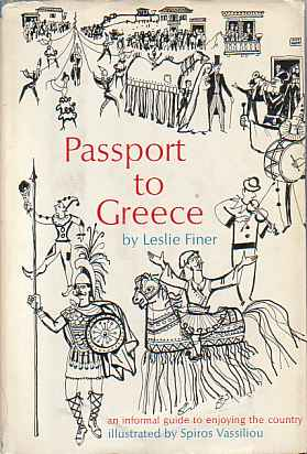 Image for PASSPORT TO GREECE