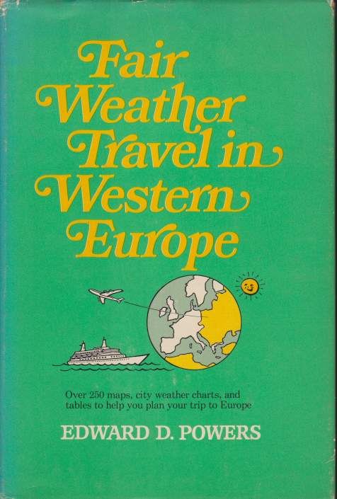 Image for FAIR WEATHER TRAVEL IN WESTERN EUROPE