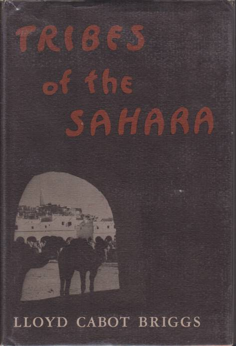 Image for TRIBES OF THE SAHARA