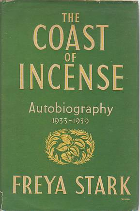Image for THE COAST OF INCENSE Autobiography 1933-1939
