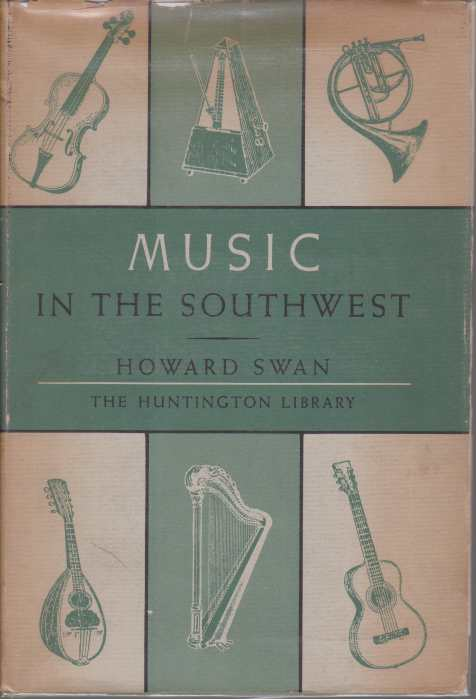 Image for MUSIC IN THE SOUTHWEST