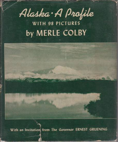 Image for ALASKA: A PROFILE