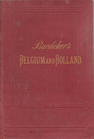 Image for BELGIUM AND HOLLAND Handbook for Travellers