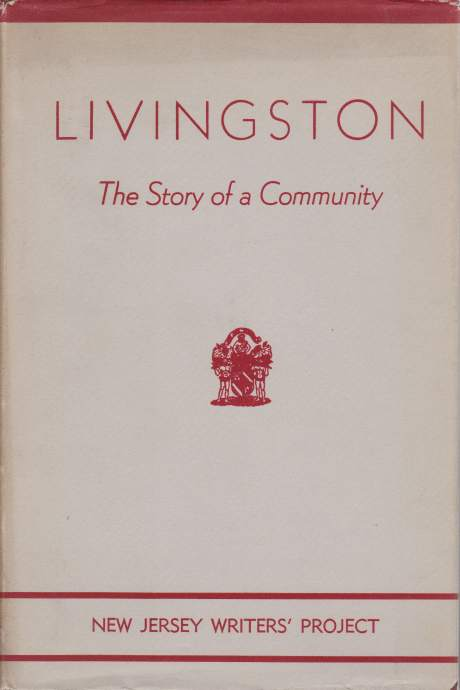 Image for LIVINGSTON The Story of a Community