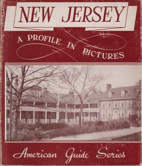 Image for NEW JERSEY A PROFILE IN PICTURES