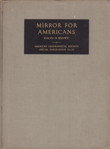 Image for MIRROR FOR AMERICANS Likeness of the Eastern Seaboard 1810