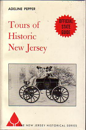 Image for TOURS OF HISTORIC NEW JERSEY