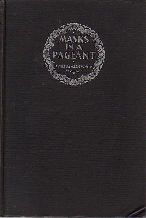 Image for MASKS IN A PAGEANT