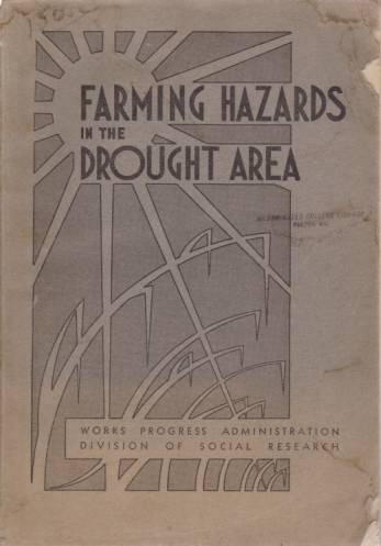 Image for FARMING HAZARDS IN THE DROUGHT AREA