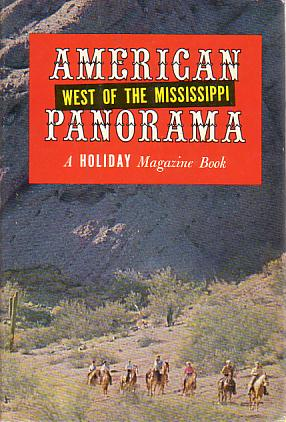 Image for AMERICAN PANORAMA West of the Mississippi