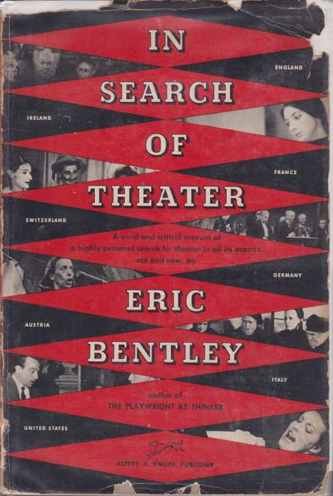 Image for IN SEARCH OF THEATER
