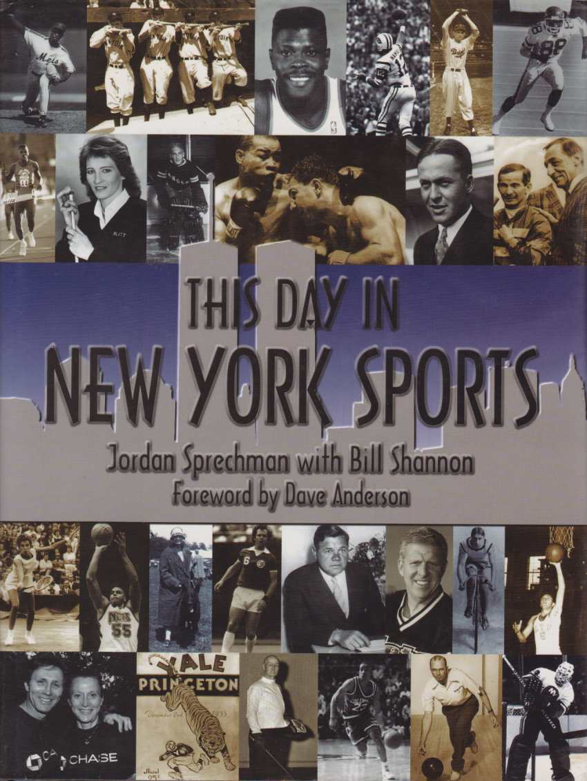 Image for THIS DAY IN NEW YORK SPORTS