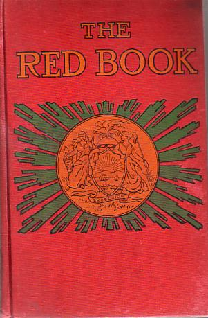 Image for THE NEW YORK RED BOOK An Illustrated Legislative Manual
