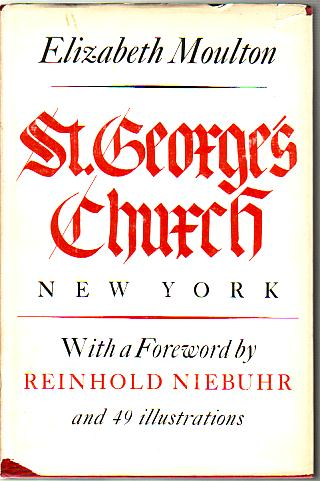 Image for ST. GEORGE'S CHURCH New York