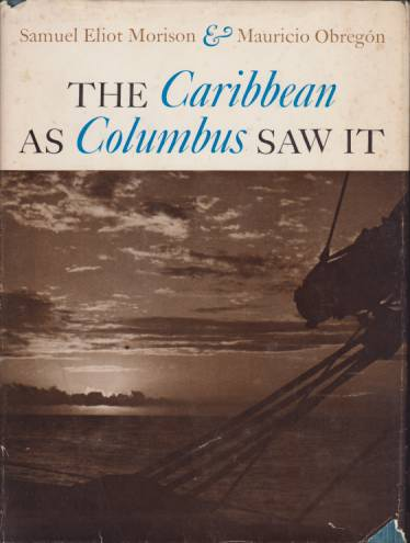 Image for THE CARIBBEAN AS COLUMBUS SAW IT