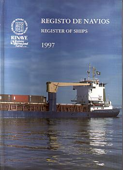 Image for REGISTO DE NAVIOS Register of Ships