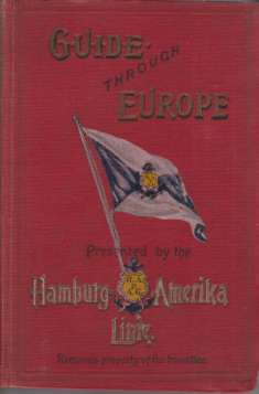Image for GUIDE THROUGH EUROPE