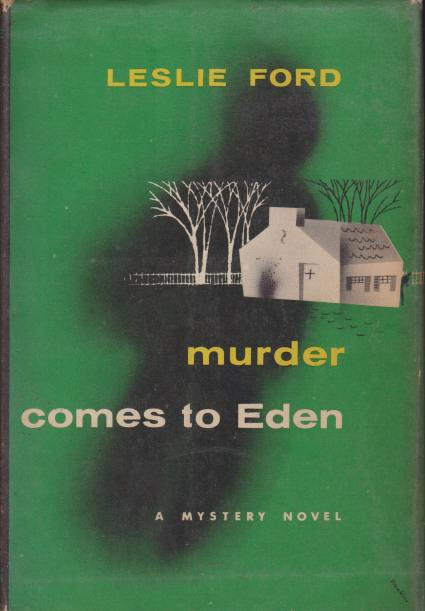 Image for MURDER COMES TO EDEN