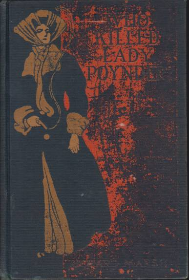 Image for WHO KILLED LADY POYNDER?