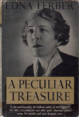 Image for A PECULIAR TREASURE